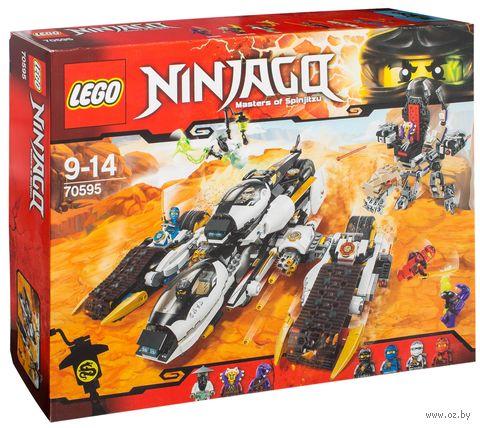 """LEGO Ninjago """"Внедорожник с суперсистемой маскировки"""" — фото, картинка"""