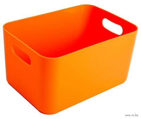 """Корзина """"Joy"""" (3,8 л; мандарин) — фото, картинка"""