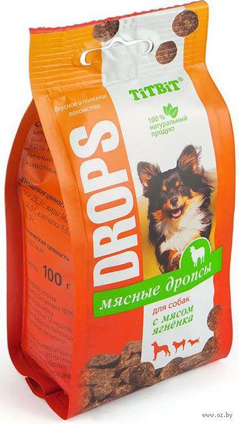 "Лакомство для собак ""Drops"" (100 г; ягненок) — фото, картинка"