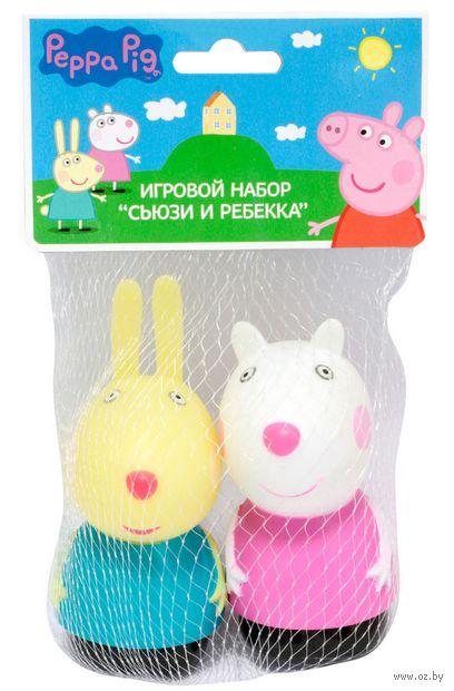 """Набор игрушек для купания """"Сьюзи и Ребекка"""" (2 шт.) — фото, картинка"""