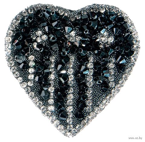 "Термоаппликация ""Сердце"" (арт. 926668) — фото, картинка"