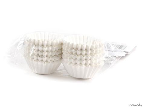 Форма бумажная для выпекания кексов (200 шт.; арт. 44KF55) — фото, картинка