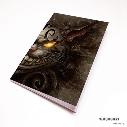 """Блокнот """"Чеширский Кот"""" (А7; арт. 873) — фото, картинка"""