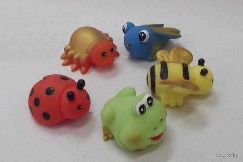"""Набор игрушек для купания """"Веселые друзья"""" (5 шт)"""