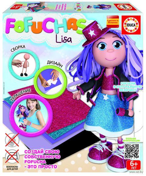 """Набор для творчества """"Кукла Fofucha Лиза"""" — фото, картинка"""