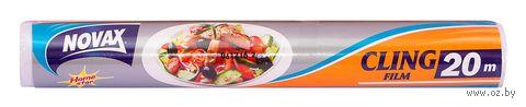 Пленка пищевая (300 мм х 20 м) — фото, картинка