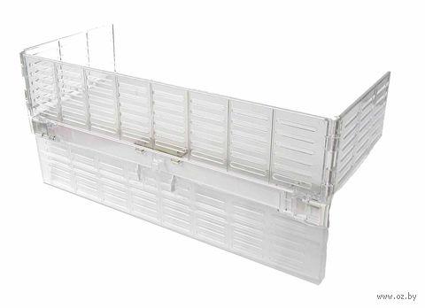 Защитный барьер для плиты (60 см; прозрачный) — фото, картинка