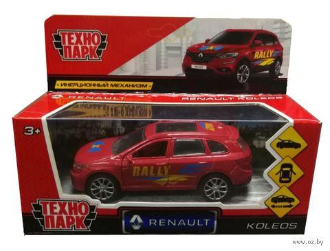 """Модель машины """"Renault Koleos. Rally"""" (арт. KOLEOS-S) — фото, картинка"""