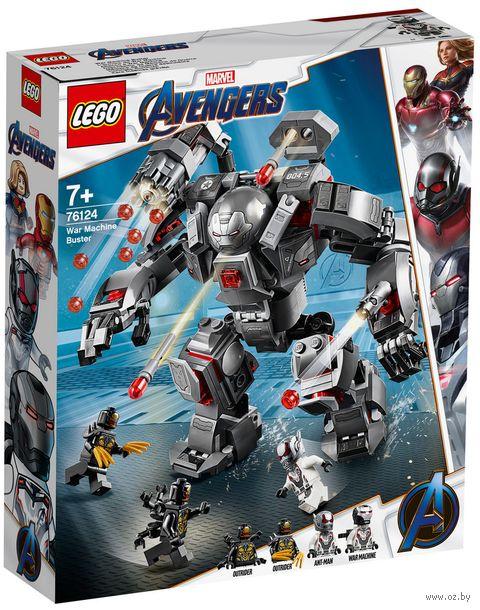 """LEGO Super Heroes """"Воитель"""" — фото, картинка"""