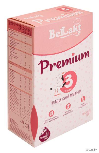 """Сухая молочная смесь Беллакт """"Premium 3"""" (400 г) — фото, картинка"""