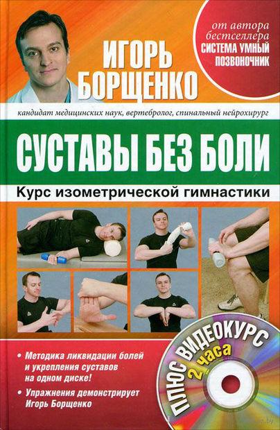Суставы без боли. Курс изометрической гимнастики (+ DVD-ROM). Игорь Борщенко