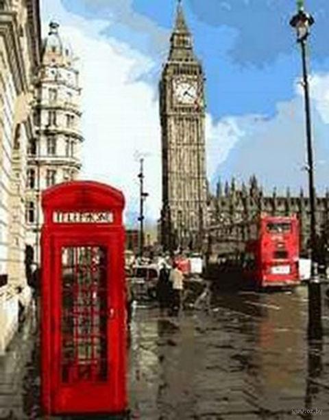 """Картина по номерам """"Красоты Лондона"""" (400x500 мм; арт. MG7691)"""