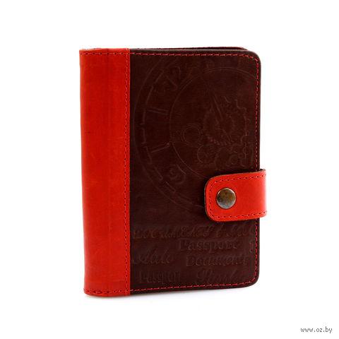 Бумажник водителя (арт. КГБВ-10-001) — фото, картинка