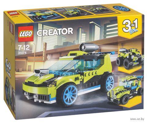 """LEGO Creator """"Суперскоростной раллийный автомобиль"""" — фото, картинка"""