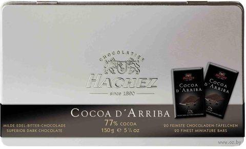 "Шоколад горький ""Cocoa d'Arriba. Классический"" (150 г) — фото, картинка"