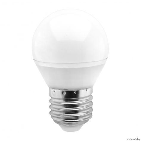 Лампа светодиодная LED G45 7W/4000/E27