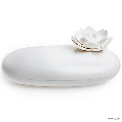 "Шкатулка ""Lotus"" (белая)"
