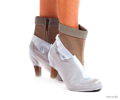 Чехлы грязезащитные для обуви на каблуке (М) — фото, картинка