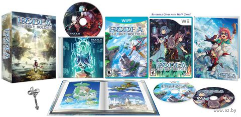 Rodea: The Sky Soldier. Ограниченное издание (Wii U)