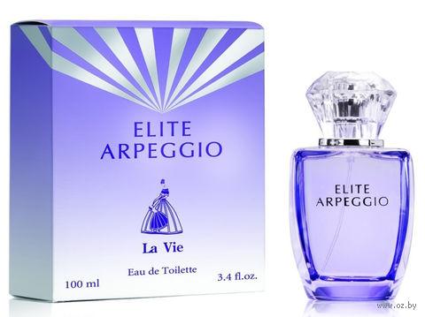 """Туалетная вода для женщин """"Elite Arpeggio"""" (100 мл)"""
