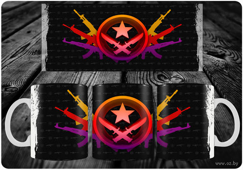 "Кружка ""Counter-Strike: Global Offensive"" (art.1)"