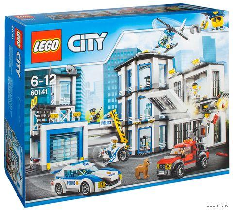 """LEGO City """"Полицейский участок"""" — фото, картинка"""