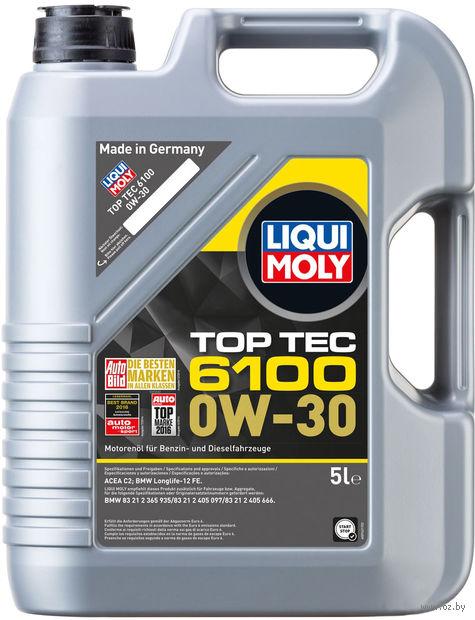 "Масло моторное ""Top Tec 6100"" 0W-30 (5 л) — фото, картинка"