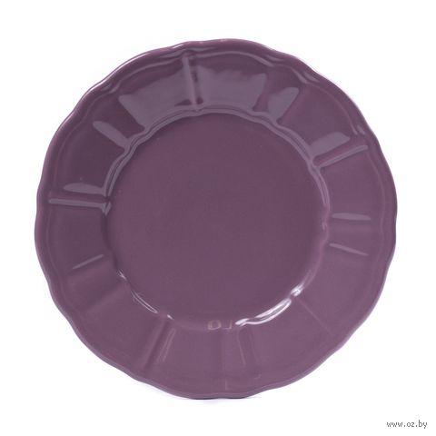 Тарелка керамическая (265 мм; арт. 3493/713I) — фото, картинка