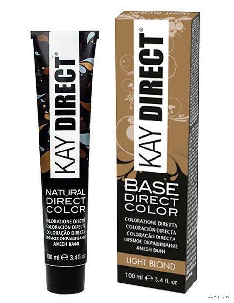 """Краситель для волос """"Прямого действия. Kay Direct"""" тон: светлый блондин — фото, картинка"""