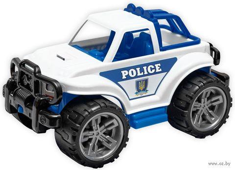"""Машинка """"Полиция"""" (арт. 3558) — фото, картинка"""