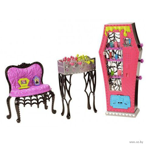 "Набор мебели для кукол ""Монстер Хай. Гостиная"""