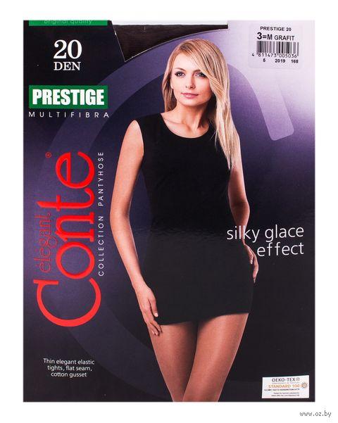 "Колготки женские классические ""Conte. Prestige 20"" — фото, картинка"