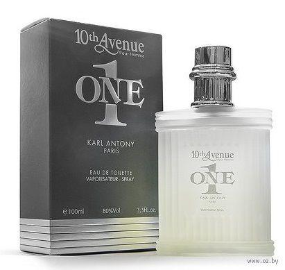 """Туалетная вода для мужчин """"10th Avenue One"""" (100 мл)"""
