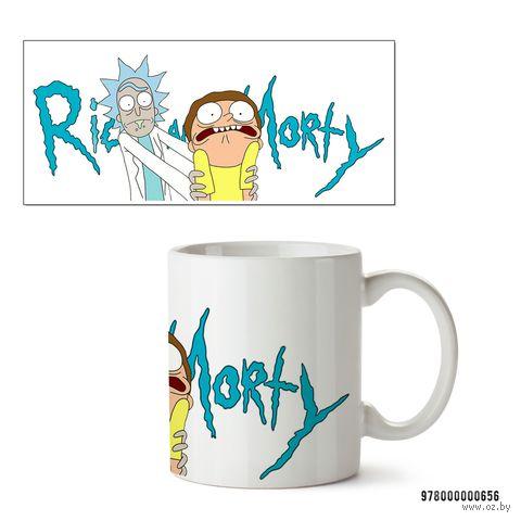 """Кружка """"Рик и Морти"""" (арт. 656)"""