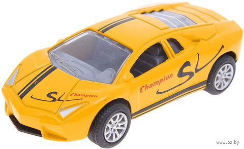"Модель машины ""Italy Supercar"" (арт. 34052; масштаб: 1/48) — фото, картинка"