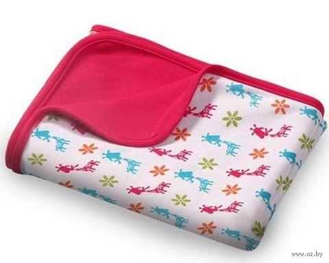 Одеяло детское хлопковое
