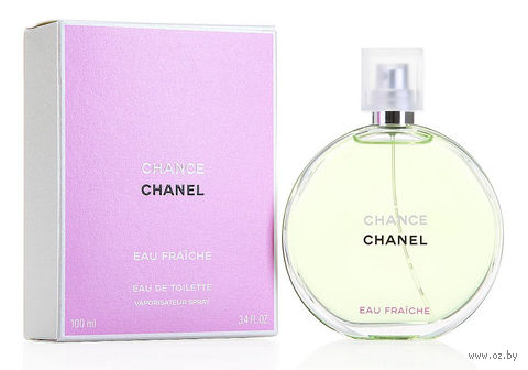 "Туалетная вода для женщин Chanel ""Chance eau Fraiche"" (100 мл)"
