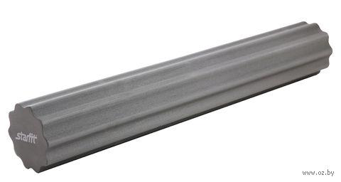 Ролик для йоги и пилатеса FA-505 (15х90 cм; серый) — фото, картинка
