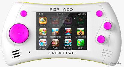 PGP AIO Creative белый/розовый/жёлтый
