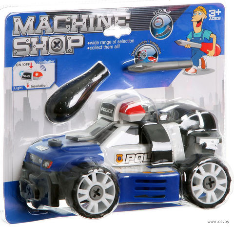 """Игрушка """"Machine Shop"""""""