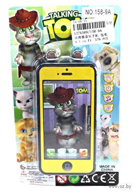 """Музыкальная игрушка """"Телефон. Том"""" (арт. 158-9A)"""
