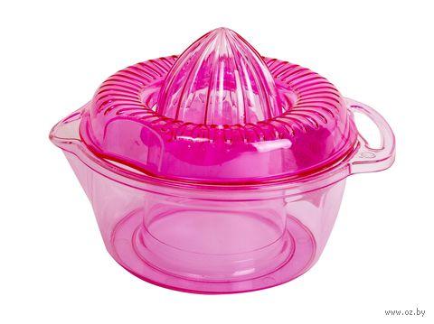 Выжималка для цитрусовых пластмассовая (17х10 см)