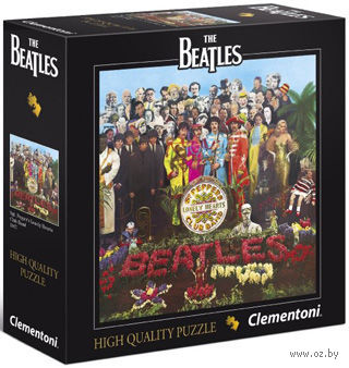 """Пазл """"The Beatles. Sgt. Pepper`s Lonely Hearts Club Band"""" (298 элементов)"""