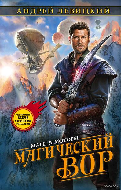 Магический вор. Андрей Левицкий