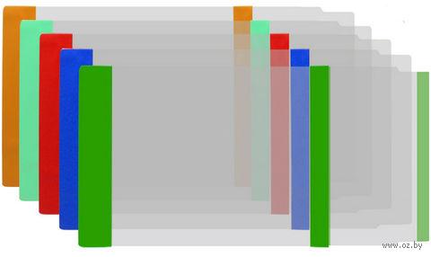 """Обложка для учебников """"Darvish"""" (120 мкм; 304х523 мм; в ассортименте; арт. DV-4143) — фото, картинка"""