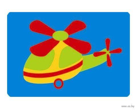 "Рамка-вкладыш ""Вертолет"" — фото, картинка"