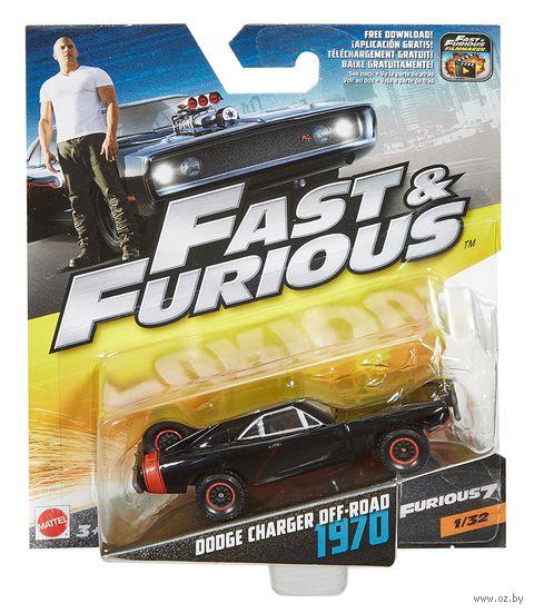 "Модель машины ""Fast&Furios. Dodge Charger Off-Road 1970"" (масштаб: 1/55) — фото, картинка"