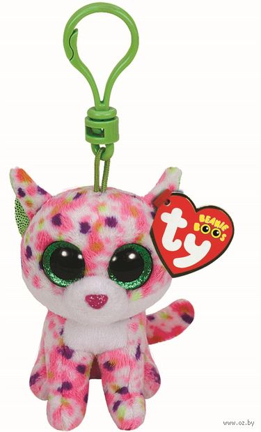 """Мягкая игрушка-брелок """"Котёнок Sophie"""" (12,7 см) — фото, картинка"""