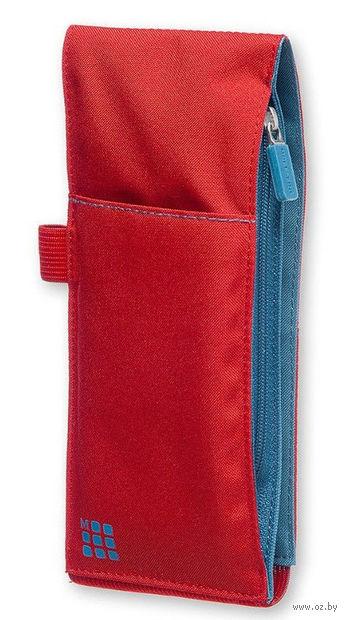 """Кармашек для записной книжки Молескин """"Tool Belt"""" (для формата Large; красный)"""