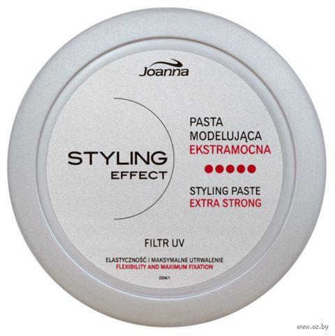 """Паста для укладки волос """"Очень сильная фиксация"""" (90 г)"""
